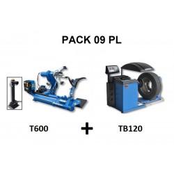 PACK 09 PL  T600 + TB120...