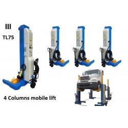 (TL75F) SET 4 colonnes...