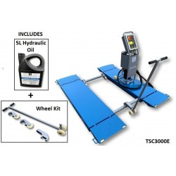 (TSC-3000E) Ponte tesoura...