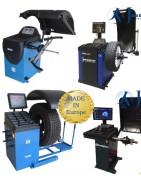 Tire Balancing Machines, Light Vehicles, Trucks & Motorcycles